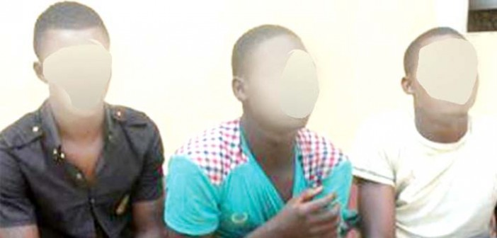 students arrested cultism sagamu ogun