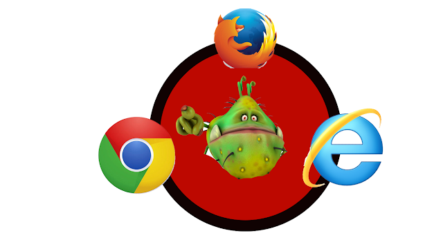 Browser Hijacker Virus Removed From The Computer