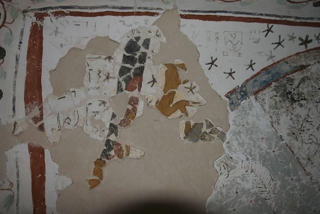 Paintings from the tomb of Sadosiris at Muzawaka (V)