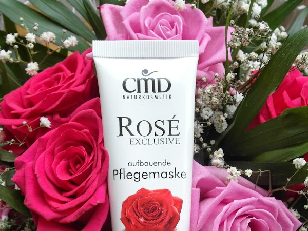 CMD Naturkosmetik - Rosé Exclusive Pflegemaske