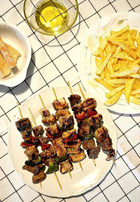 Souvlaki Greek Kitchen Menu