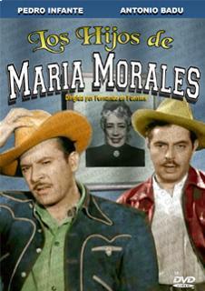 Los hijos de María Morales – DVDRIP LATINO