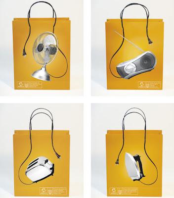 paper bag unik