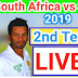 SL vs SA 2019 2nd test live score, Real entertainment of test match