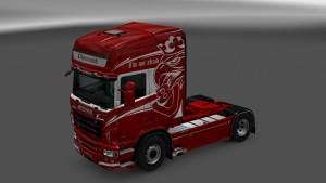 Euro Frigo Skin for Scania RJL