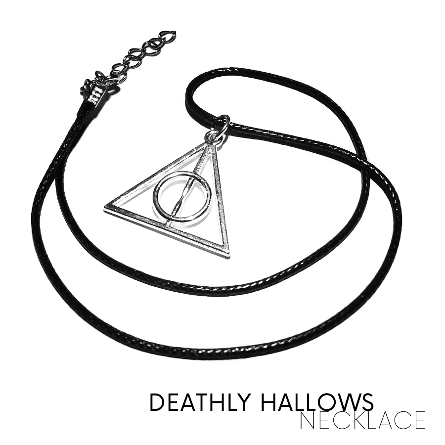 kalung deathly hallows