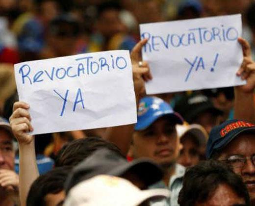 """Se activan en Twitter con la etiqueta """"Faltan 2"""" para la """"Toma de Caracas"""""""