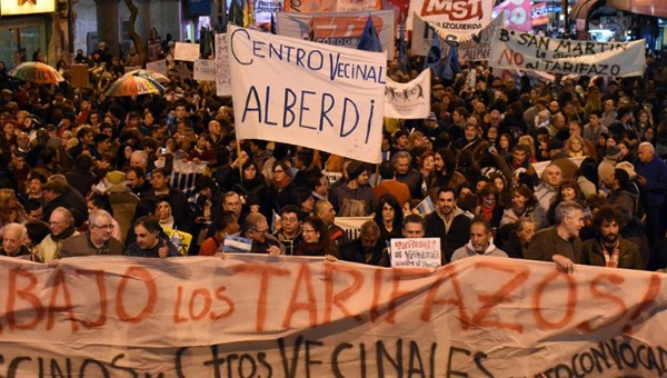 Rechazan apelación del Gobierno argentino por el tarifazo