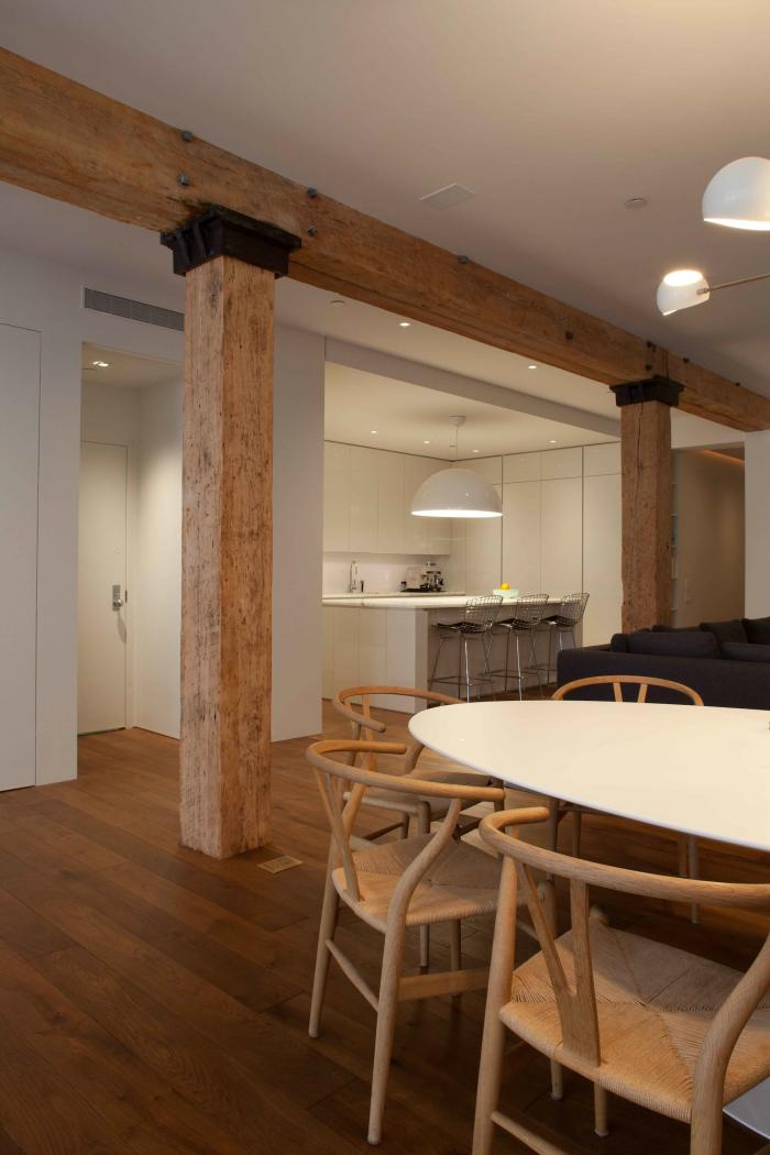 Tribeca Loft By Wettling Architects Via Remodelista