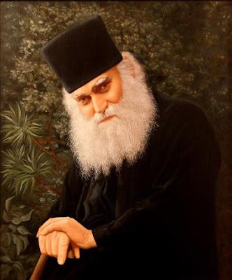 ο πατήρ Εφραίμ ο Κατουνακιώτης