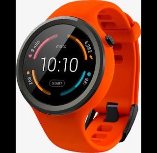 Motorola Moto 360 (Second Generation) Best Smart Watch