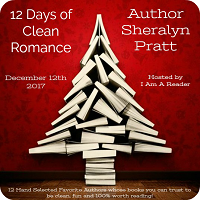 Day 8 of 12 Days of Clean Romance / Giveaway