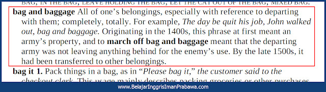 Arti Bag and Baggage