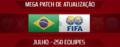 todos os patches do brasfoot 2013 gratis