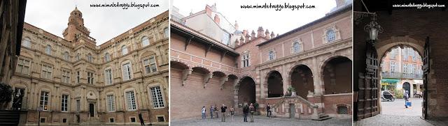 Hôtel d'Assézat en Toulouse