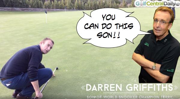 Darren Griffiths Monte Rei Golf Resort