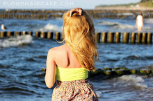 Jak rozjaśnić włosy na słońcu?