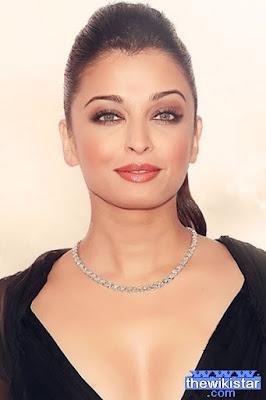Life story Aishwarya Rai, actress and fashion model Indian.