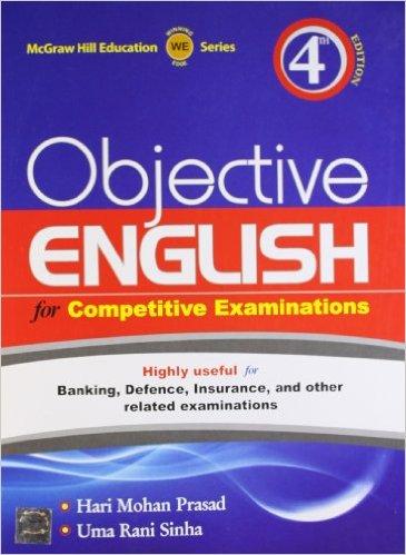 Objective English By Hari Mohan Prasad