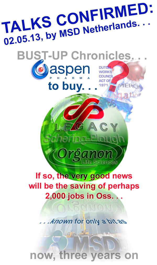 Merck confirmes Aspen Talks Takeda Oss Takeda Netherlands Dutch
