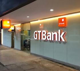 GTBank PLC Master card