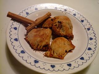 empanadillas dulces sin azucar