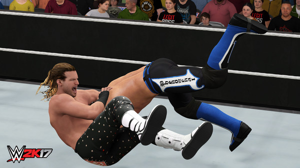 WWE 2K17 PC Free Download Screenshot 2