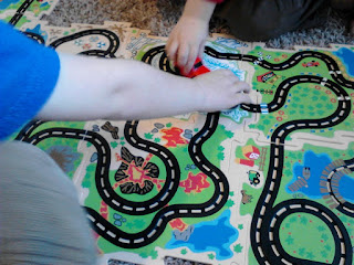 Discovery Toys Travel Tracks