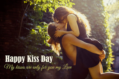 Happy kiss day quotes for boyfriend or Him 2017
