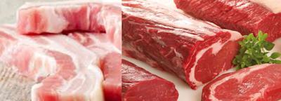 thịt lợn có nhiều chất dinh dưỡng