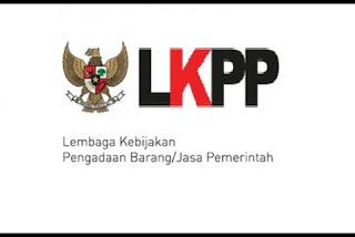 Lowongan Kerja Lembaga LKPP 2019