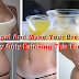 Lose Weight And Make Your Breast More Firmer By Only Drinking This Fruit Juice!