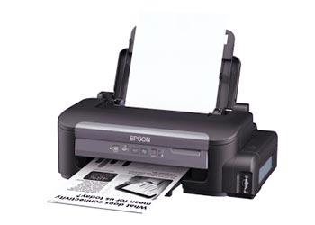 Epson M105 Wifi Setup