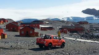 y se dio en la Base Esperanza, es la temperatura mas alta registrada en el continente blanco