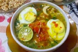 Resep Soto Ayam Spesial Yang Bikin Ketagihan