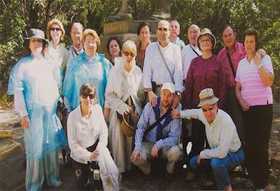 Grupo de viaje a Sudáfrica