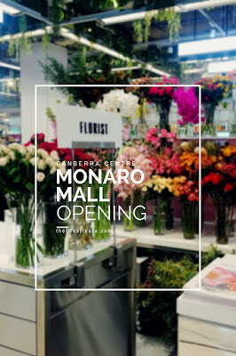 Canberra Centre Monaro Mall Opening Pinterest