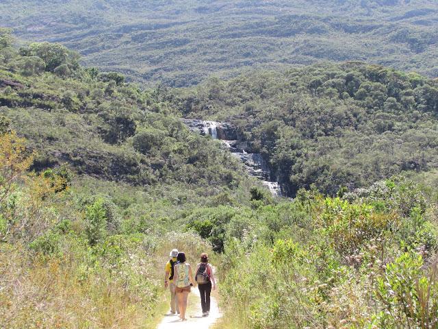 Serra do Espinhaço - Minas Gerais