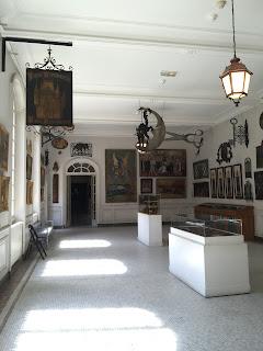 Paris Carnavalet Museum Front Room