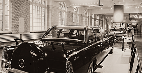 presidential vehicles henry ford museum jfk limo