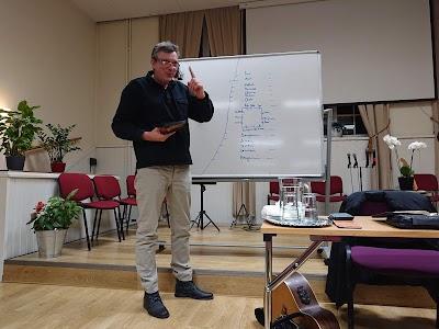 tisdag 27 november 2018 kl 18, Robin Vidén: Hesekiel - Staden - Här är Herren
