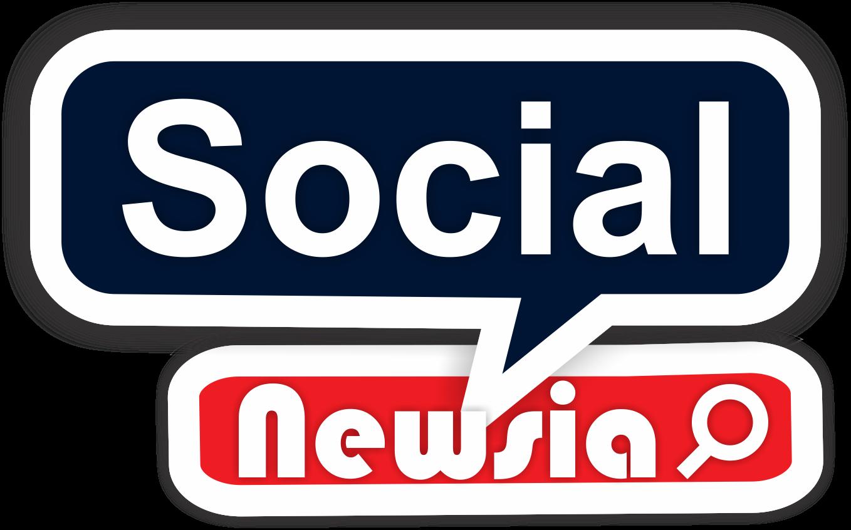 Social Newsia Footer Logo