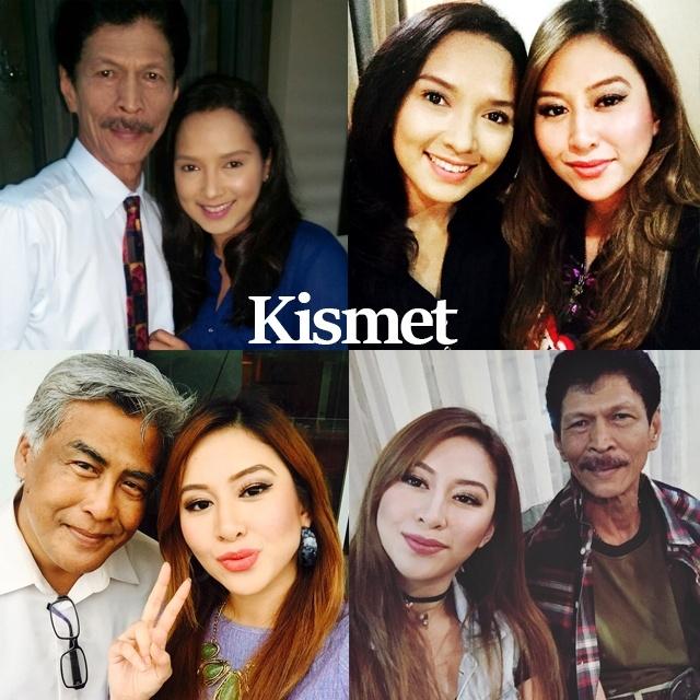 Telemovie Kisemet Lakonan Eman Eman, Vanidah Imran, Miera Leyana