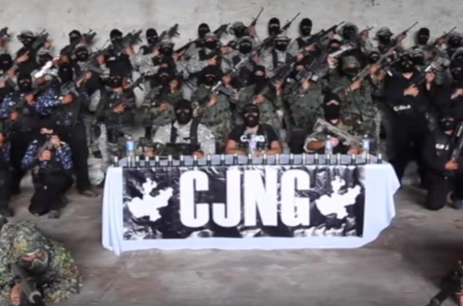 Así es como el Cártel Jalisco Nueva Generación se está expandiendo en México
