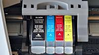 Come calibrare la stampante se colori sbiaditi o caratteri sbagliati