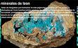 Minerales de León