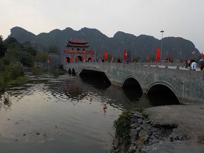 ホアルー(Hoa Lu)東門