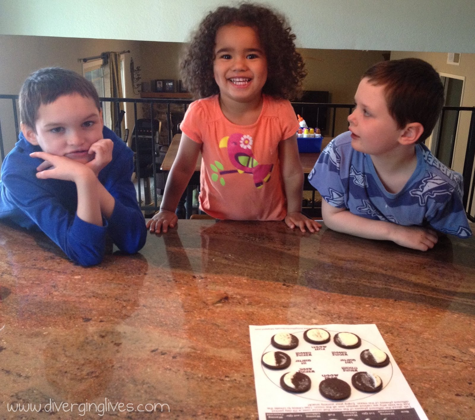 Diverging Lives This Is How We Homeschool Lar System