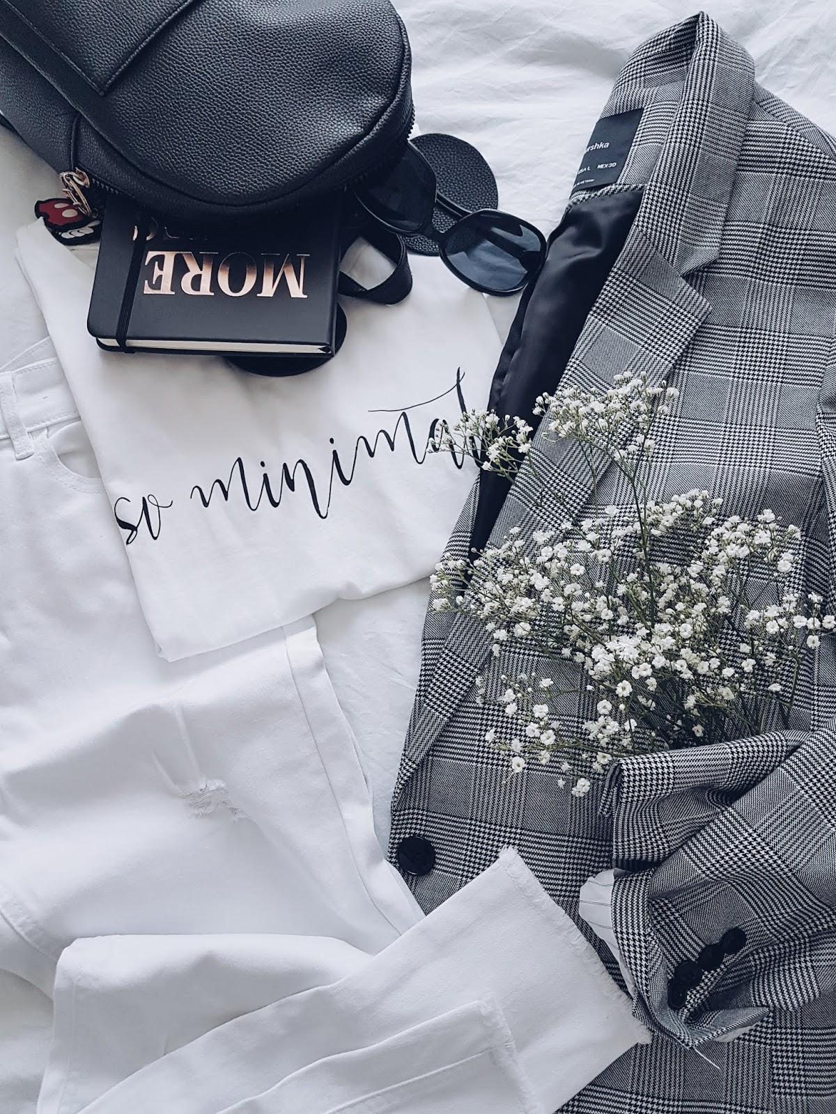 Check & white czyli espadryle, krata i biel