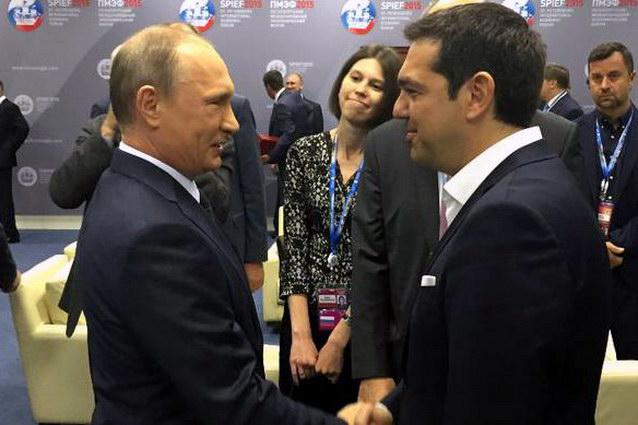 Ένα ρεαλιστικό καλωσόρισμα στον πρόεδρο Πούτιν